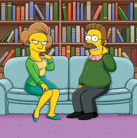 Ned Flanders — The Simpsons