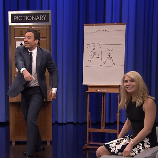 Claire Danes and Ron Howard Play Pictionary on Jimmy Fallon