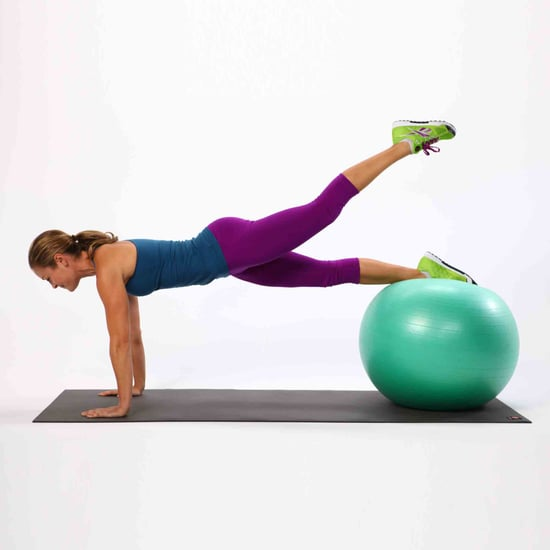 The Best Exercises to Do With a Stability Ball