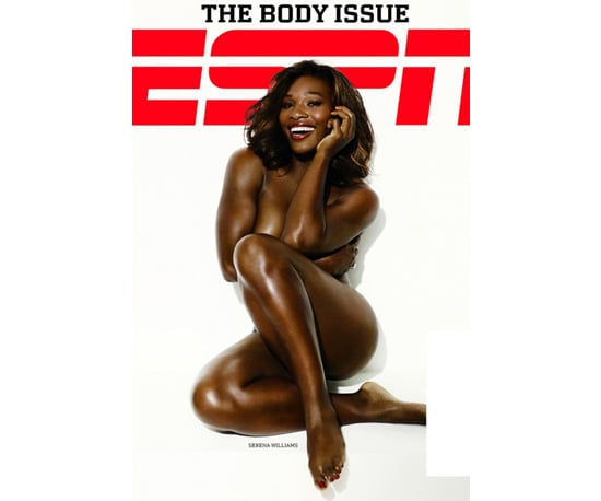 Naked Athletes Featured in Upcoming ESPN Body Issue