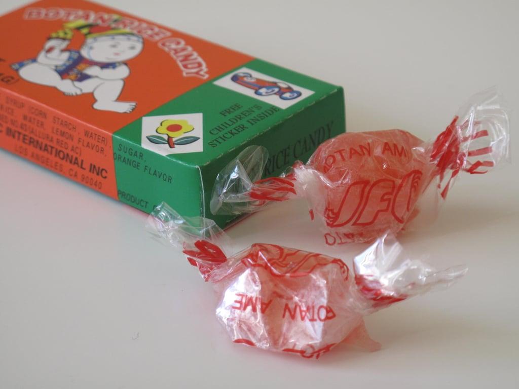Botan Rice Candy, Japan