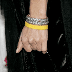 Help For Husband Bracelets by Karl Dorn Track Women's Periods, Incorrectly