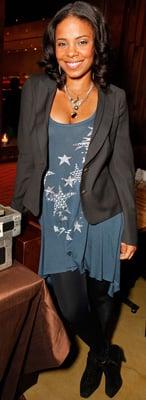 Celeb Style: Sanaa Lathan