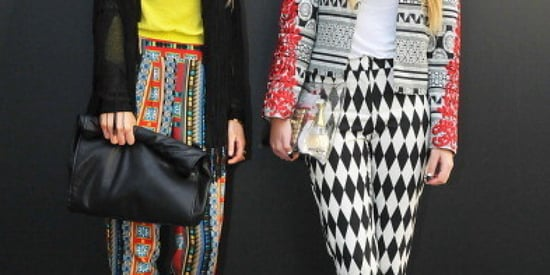 Your Must-Have Guide To Wearing Printed Pants Like A Boss