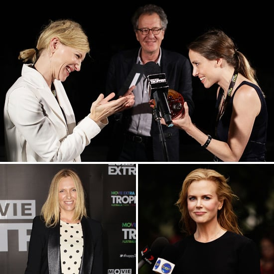 A-List Stars and Film Fans Brave the Rain to See Lemonade Stand Win Tropfest