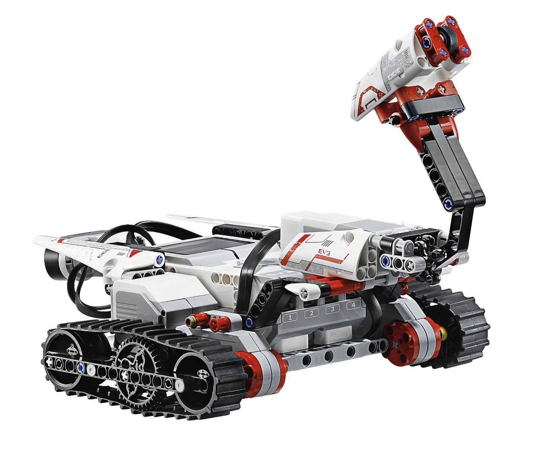 Grade School and Up: Lego Mindstorms EV3