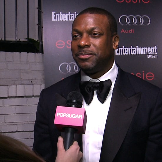 Chris Tucker Interview at SAG Party (Video)