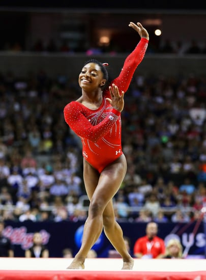 Why I Love That Simone Biles Is The Most Popular Girl In School Right Now