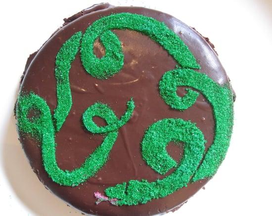 Martha Stewart's Snake Cake Recipe