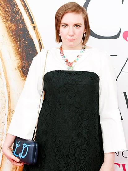 Lena Dunham Calls Kanye West's 'Famous' Video 'Disturbing' and 'Sickening'
