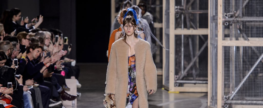 You'll Feel Nostalgic and Inspired by Christopher Kane's Fall Collection
