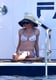 Sienna Miller relaxed in her bikini among all the Cannes madness in May.