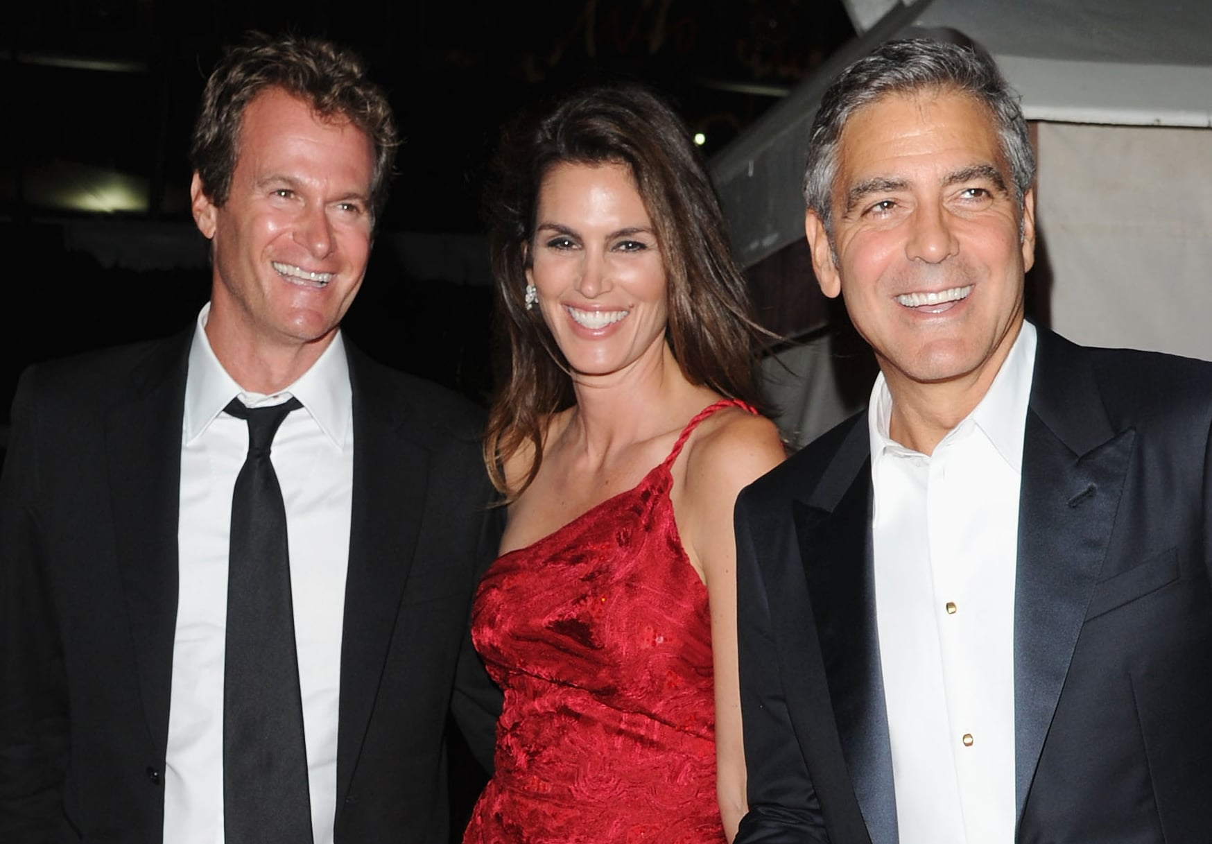 He Shares a House With Cindy Crawford