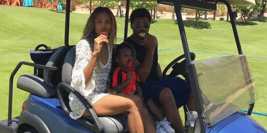 Ciara And Russell Wilson's Latest Vacation Is An Adorable Family Affair