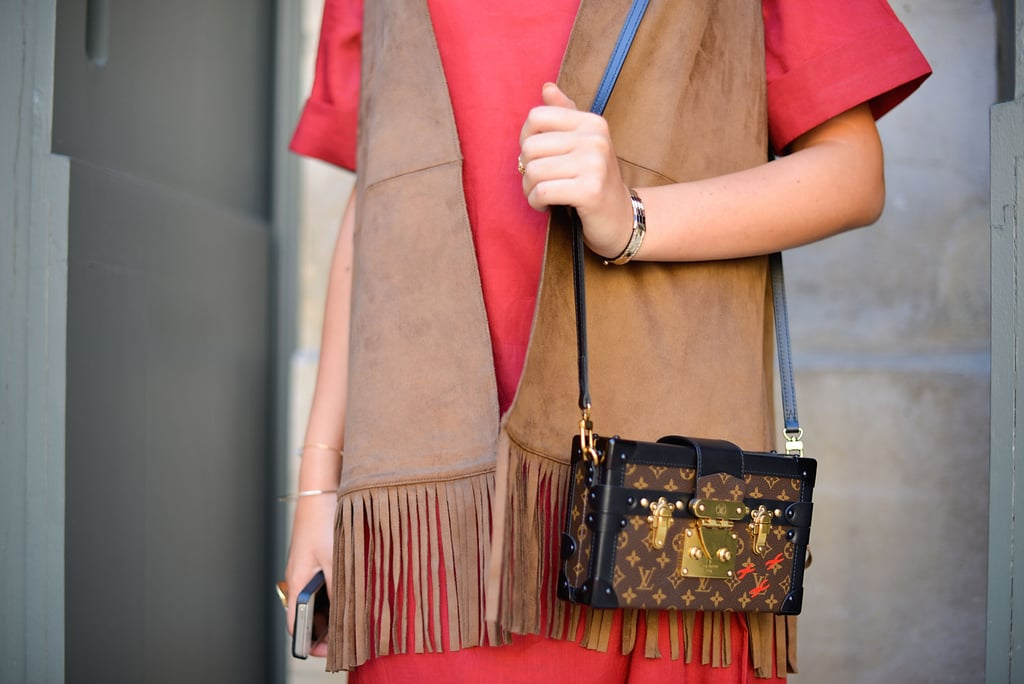 A covetable purse can upgrade any outfit.