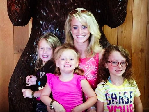 Leah Messer Accused of Bad Parenting After Aleeah's Dentist Visit