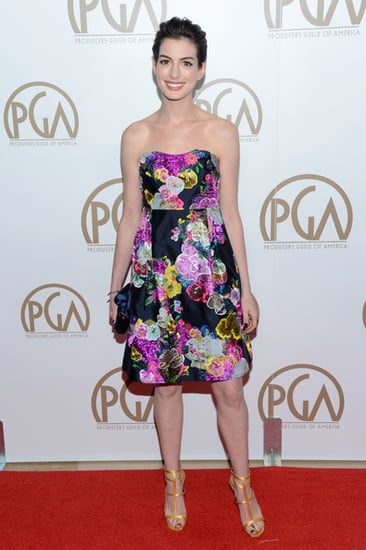 Anne Hathaway(24th Annual Producers Guild Awards)