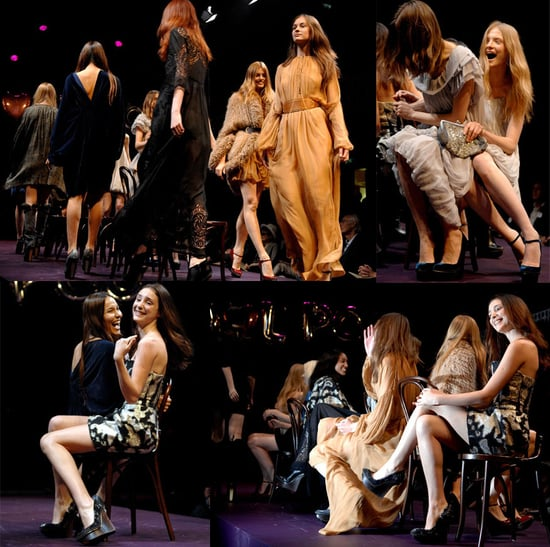 McCartney's Models, Musical Chairs