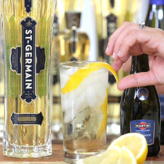St Germain Cocktail Recipe | Video