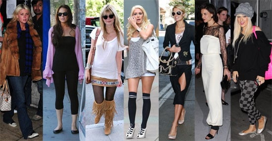 Who Has the Worst Street Style of 2008?