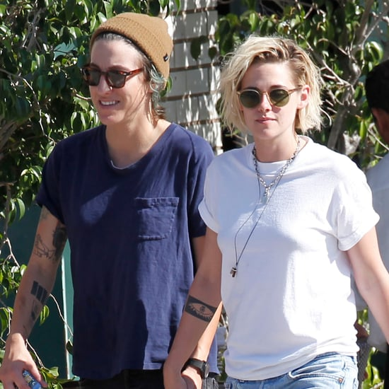 Kristen Stewart and Alicia Cargile in LA July 2016