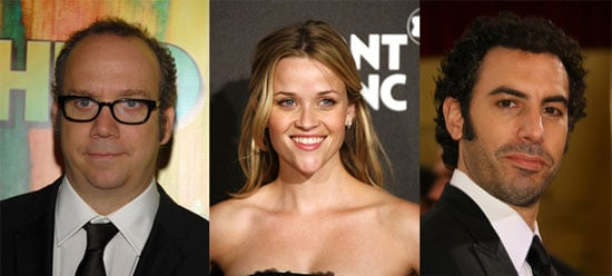Witherspoon, Giamatti, and Cohen Looking to Downsize