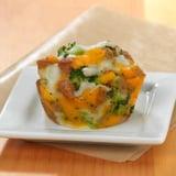 Cheesy Breakfast Muffins Recipe