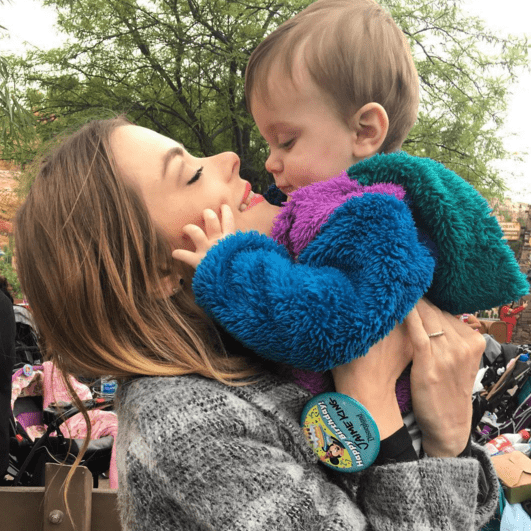 Jaime King Family Instagram Photos