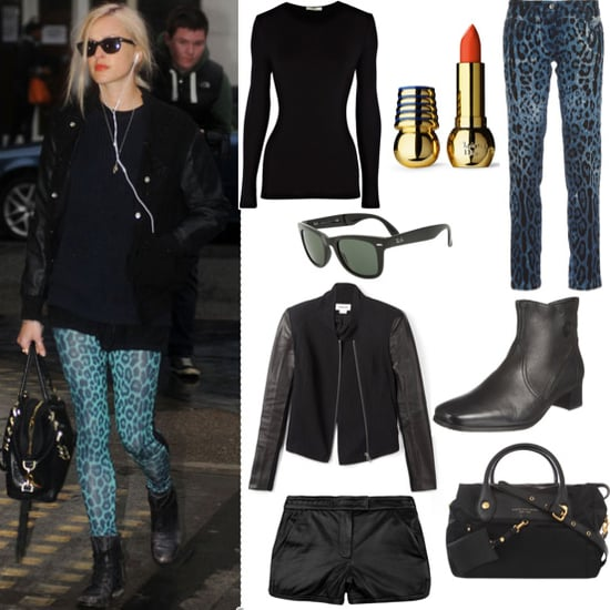 Get Fearne Cotton's Layered Rainy London Look