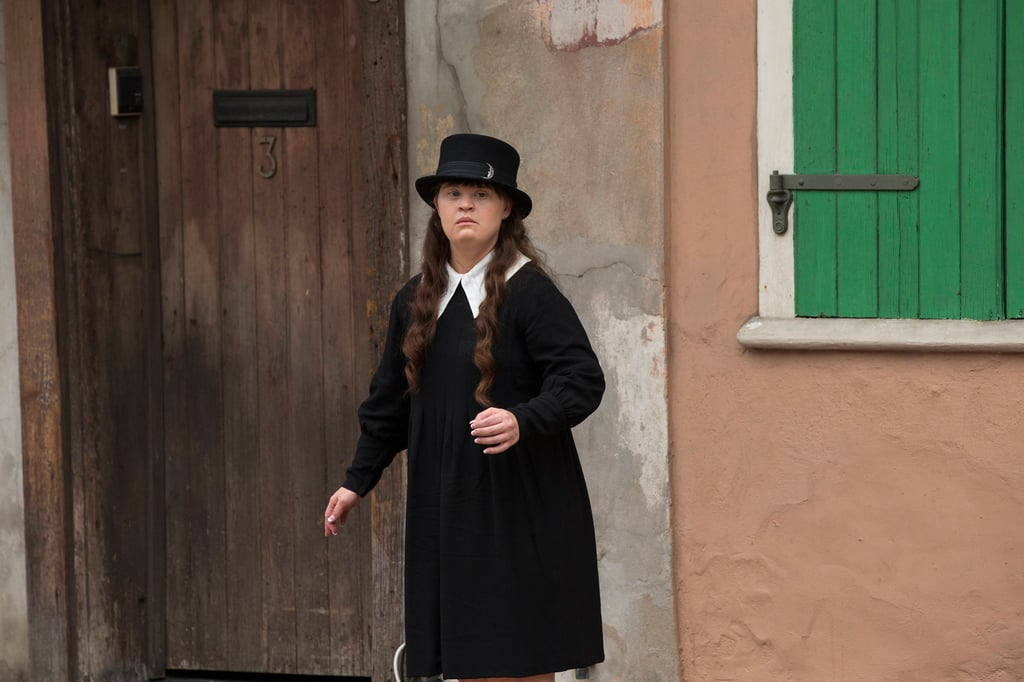 Brewer as Nan in Coven