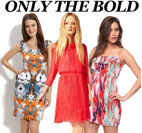 Bright Dresses for Spring