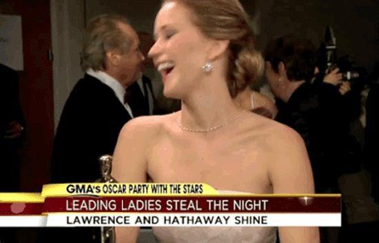 When She Flirted With Jack Nicholson