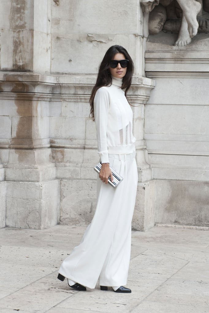 The most elegant kind of all-white.