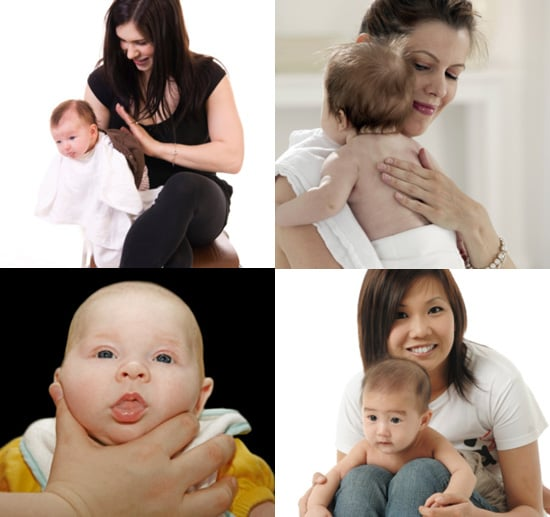 Ways to Burp a Baby