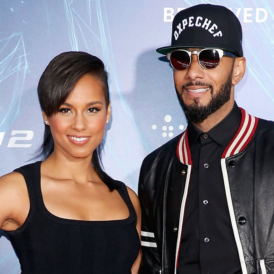 Pictures of Alicia Keys and Swizz Beatz Son Genesis Ali Dean