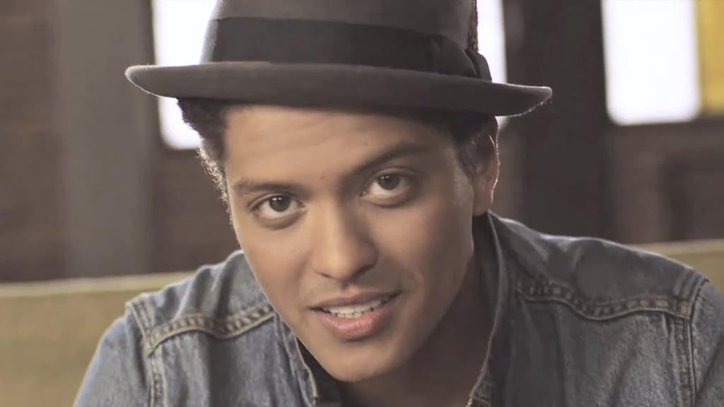 """""""Just the Way You Are,"""" Bruno Mars"""