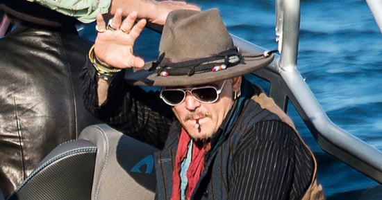 Guess Where Johnny Depp Is Right Now