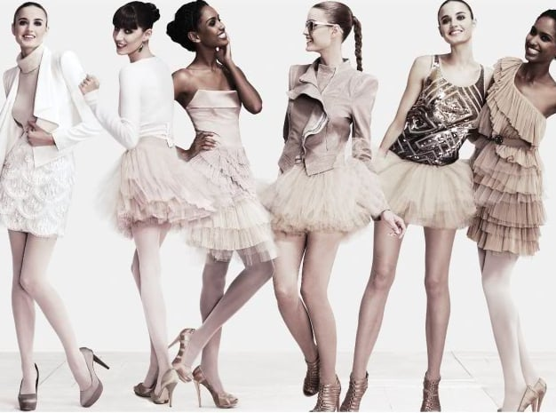 Frills, tutus, tiers — just lovely.