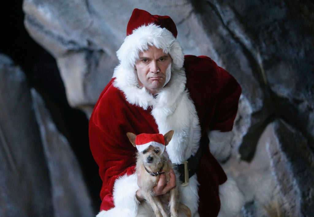 "Raising Hope The pressure of being mayor turns Burt (Garret Dillahunt) into the Grinch on Raising Hope's holiday episode, ""The Chance Who Stole Christmas,"" airing Dec. 13 on Fox."