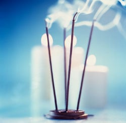 Relax Already: Burn Some Incense