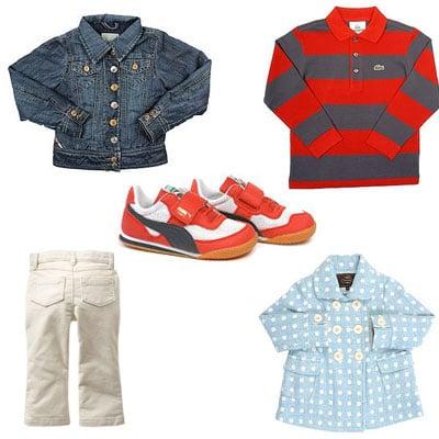 Fall Fashions for Kids