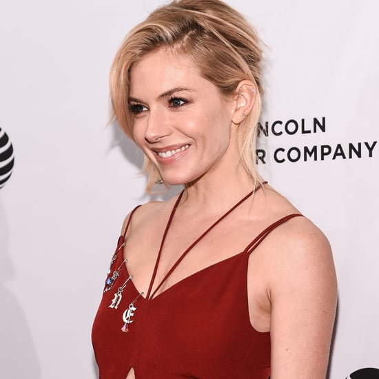 Sienna Miller Christopher Kane Dress Tribeca Film Festival