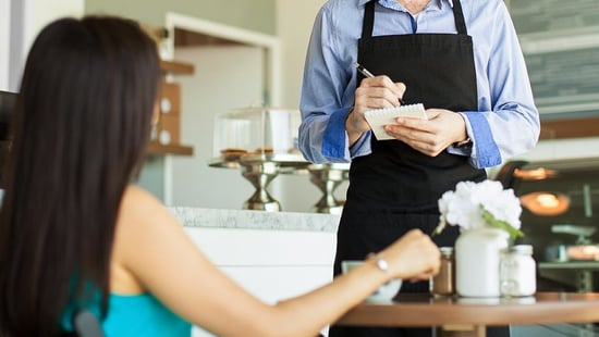 The One Thing You Should Never Say To Your Waiter