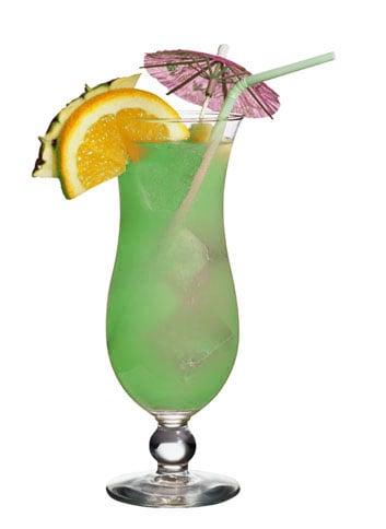 Happy Hour: Mock Green Alien