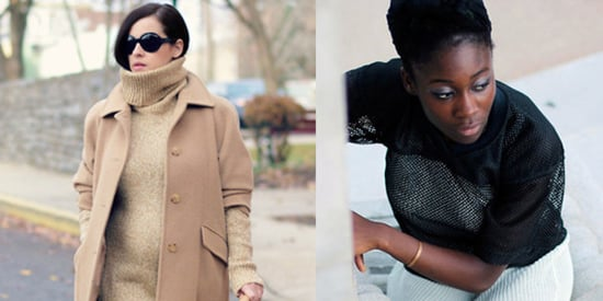 How To Wear A Sweater Dress And Not Feel Frumpy