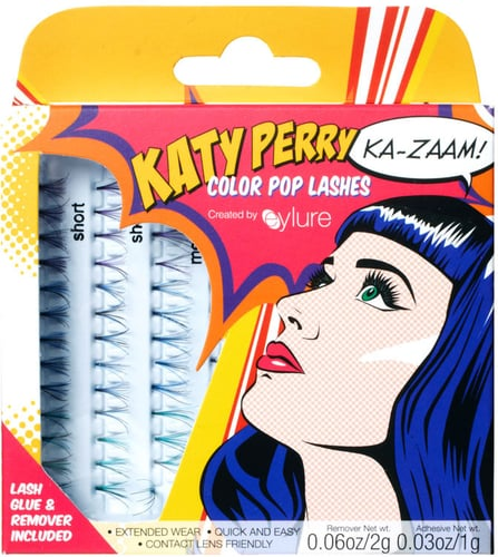 Eylure Katy Perry Color Pop Lashes - Individual Lashes