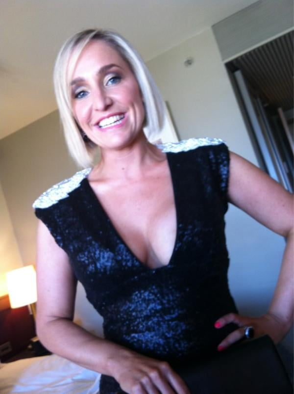 Fifi Box is Logies-ready! Melissa Doyle said it was her mission to find Fifi a man at the Logies.