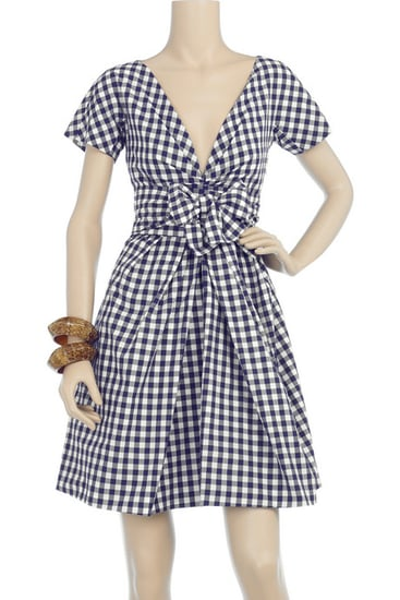 McQ V-Neck Gingham Dress: Love It or Hate It?