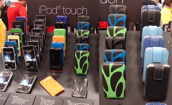 Contour Cases at 2009 Macworld Event