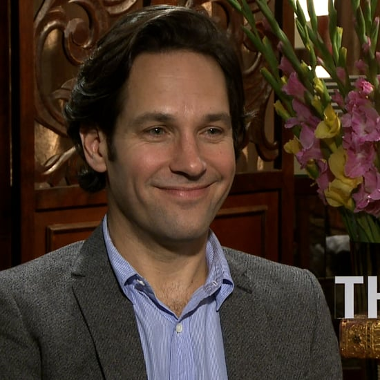 Paul Rudd and Leslie Mann This Is 40 Interview (Video)